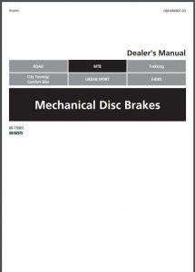 Shimano Brake Manual